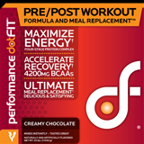 BULK - Pre & Post Workout - Chocolate